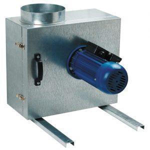KSK geluidsgeïsoleerde keukenventilator
